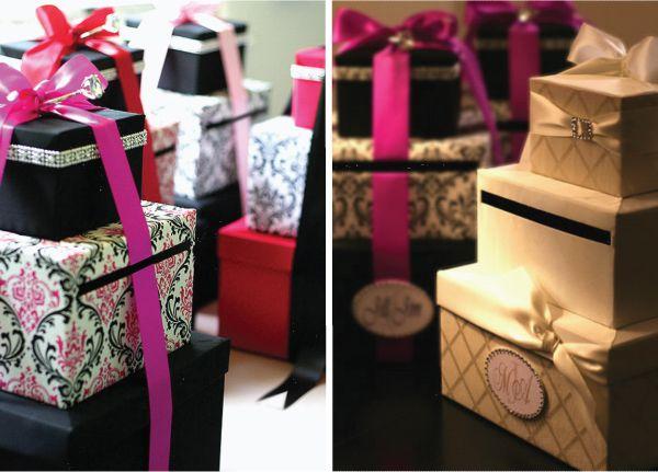 Best 25+ Wedding gift card box ideas on Pinterest | Silver money ...
