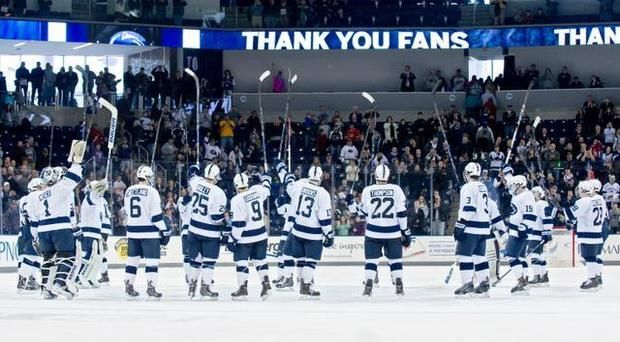 When hockey fans head to Pegula Ice Arena for this weekend's series against No. 16 Michigan, they will have the chance to say goodbye and good luck to the team's seniors.