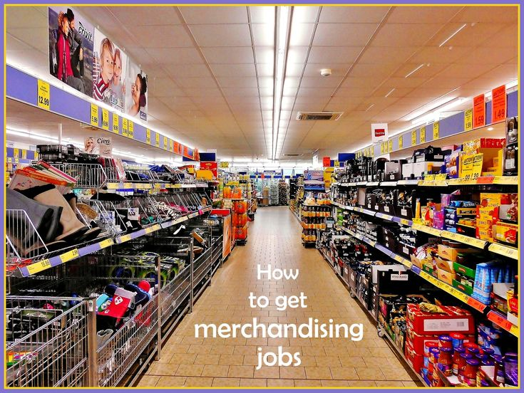 Retail Merchandising Jobs - What is a Merchandiser?