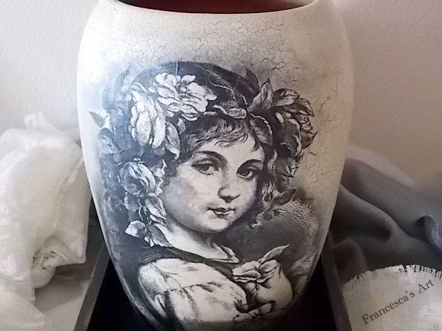 Κεραμικό βάζο https://www.facebook.com/pages/Francescas-Art/347467208699516