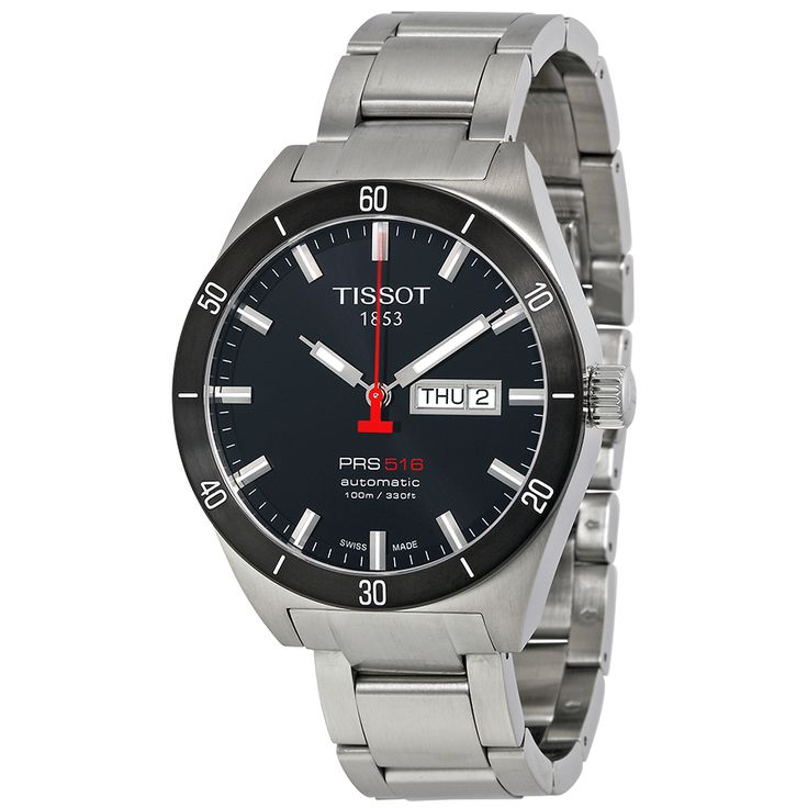Watch Direct - TISSOT BLACK DIAL AUTOMATIC MEN'S WATCH, $850.00 (https://watchdirect.com.au/tissot-black-dial-automatic-Mens-watch.html)