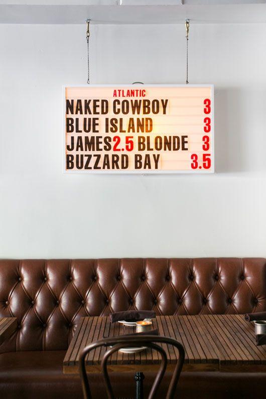 around l.a.: L & E oyster bar / sfgirlbybay