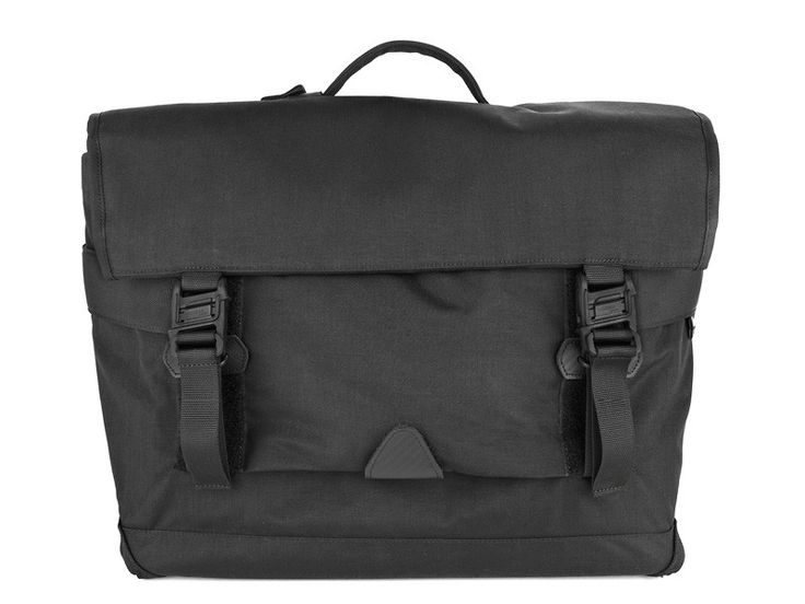 NXL MESSENGER M - SCHWARZ NEXT LEVEL NXL BLACK LINE