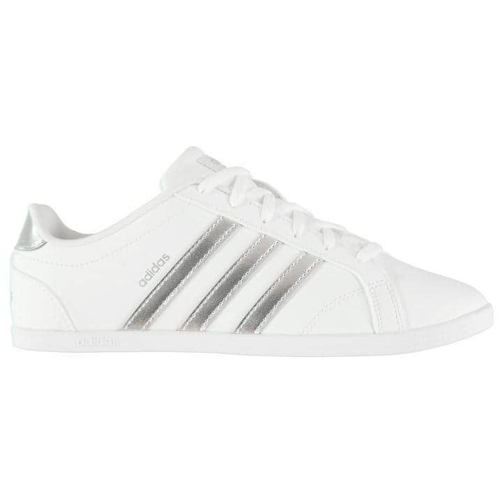 adidas Coneo QT Ladies Trainers | Sneakers, Adidas women, Adidas