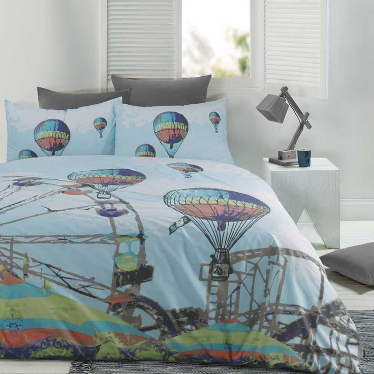 carnival bed sheets 1