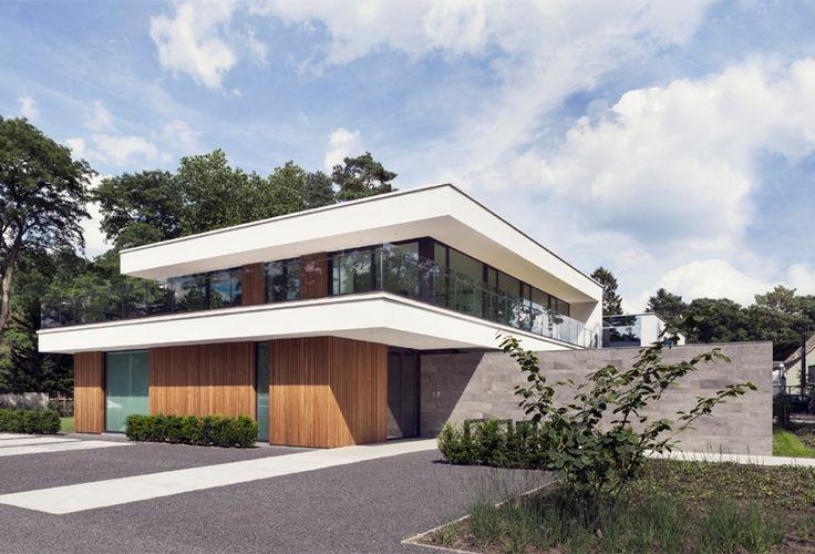 Tuin en huis decoratie michal: schitterende hedendaagse villa