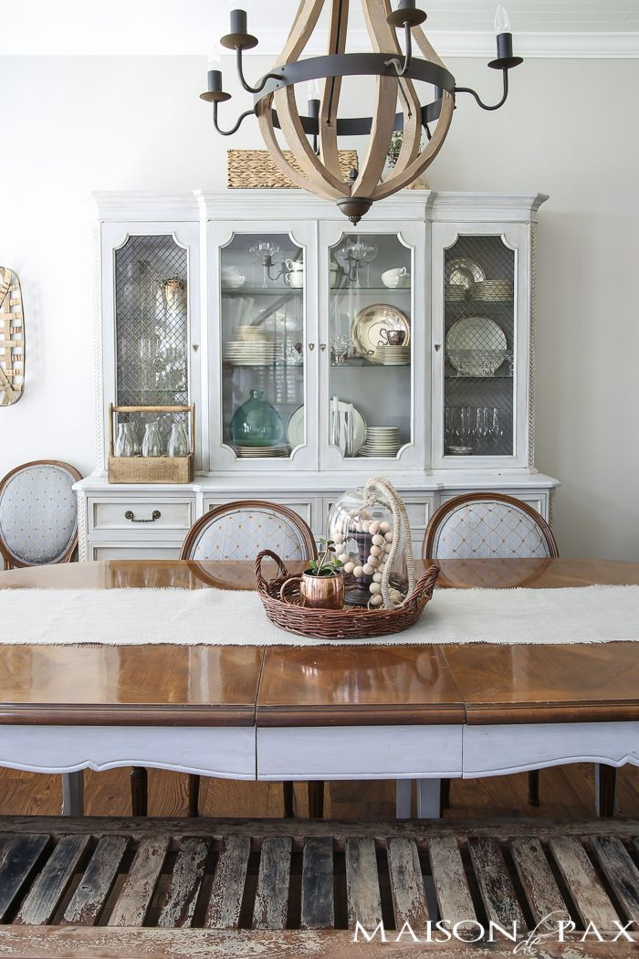 Summer Decorating Ideas Home Tour French Farmhouse