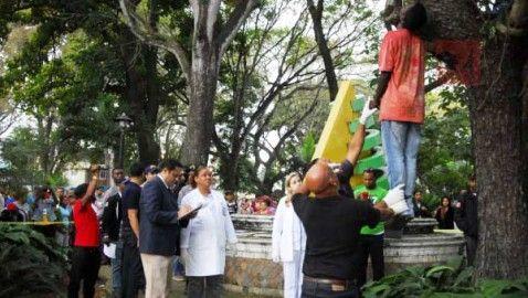 Marche silencieuse en mémoire de l'Haïtien retrouvé pendu en Rep. Dominicaine
