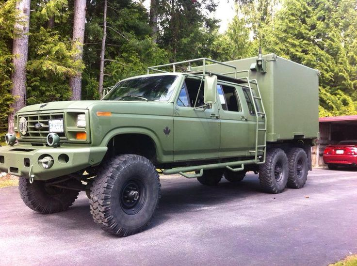 Ford Trucks, Truck Campers, Size Pictures, Bug Out Truck, Expedition ...