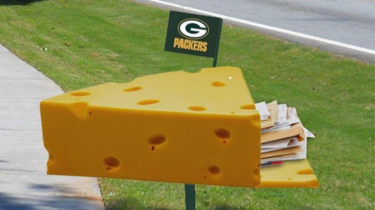 Green Bay Packers mailbox