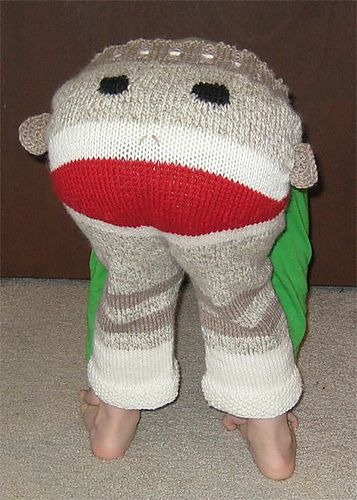 Knitting Pattern For Sock Monkey Pants : 1000+ images about knitting for kids on Pinterest Baby hats, Sweater patter...