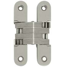 "Invisible door hinges (concealed door hinges) for 1-3/8"" thick doors"
