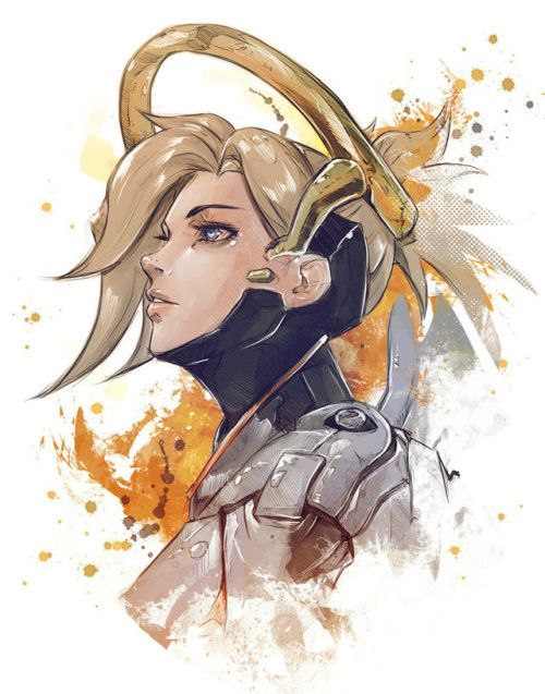 Overwatch Fan Art – TJ McFadden
