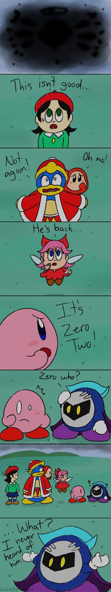 Hey guys. Did you know today is the day Kirby 64 first came out? Yesterday was also the day Kirby's Adventure first came out. Whoa, a lot of Kirby games were released in March huh? So anyway, this ...