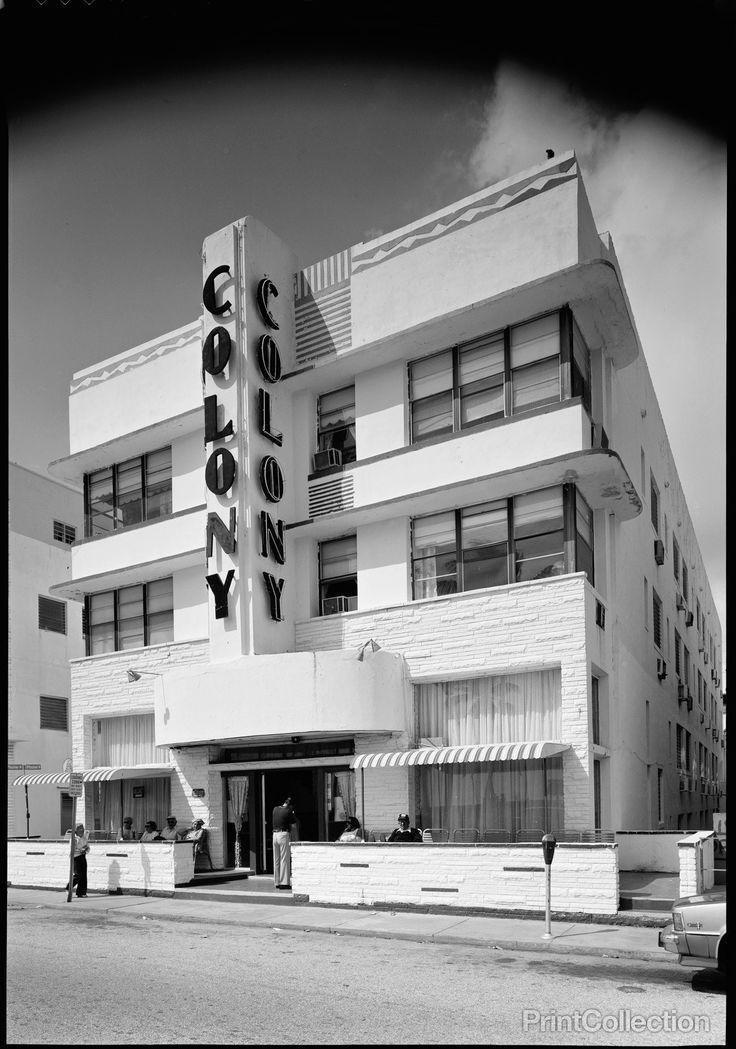 Colony Hotel, 736 Ocean Drive, Miami, FL