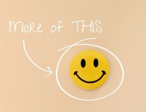 """Less Cynicism, More Happiness. (Yes, please!)  """"A friend of mine used to work as a consultant at one of the 'Big 4' firms. Aside from his business acumen, you'll never guess what he was most well known for, even among some of his top clients … giving out smiley face badges. One per day on average to a random person he crossed paths with. His only motivation was to share a little happiness..."""""""