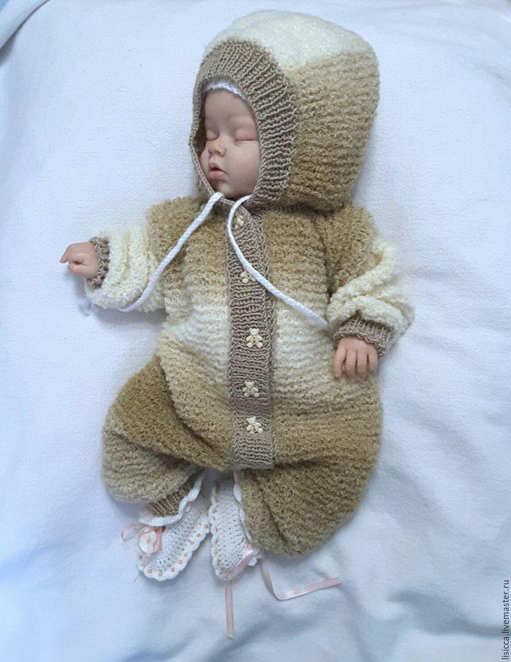 Купить Комбинезон Карамелька - комбинезон, комбинезон для девочки, комбинезон детский, комбинезон для малыша, подарок на рождение