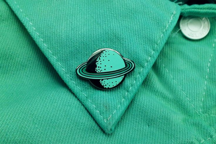 Planet Pin  for backpack