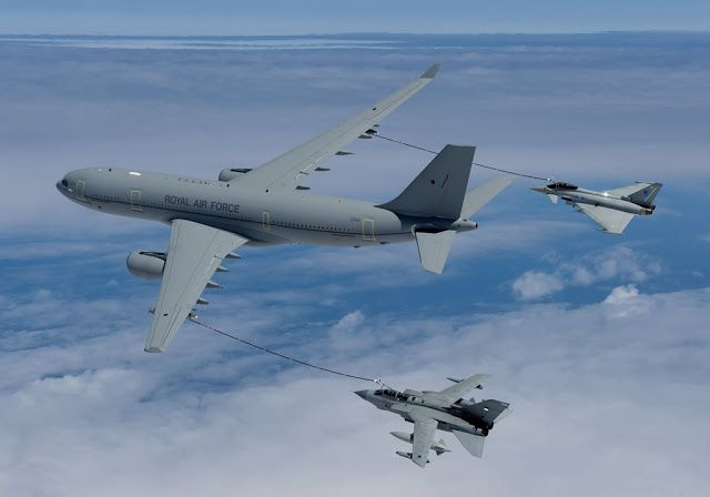 Military and Commercial Technology: Germany and Norway sign up to European A330 tanker pool