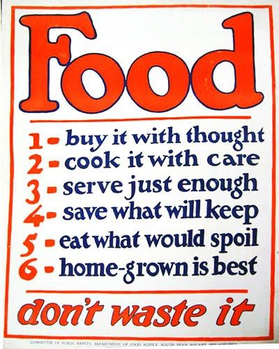 book patrol: A Visual Feast: War-Era Food Posters at the National Agricultural Library