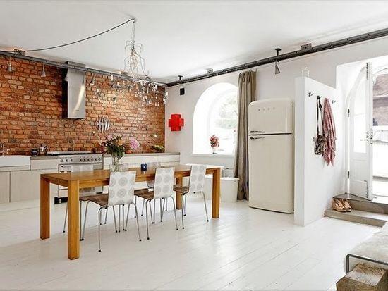 Een simpele keukeninrichting met veel licht | Wooninspiratie