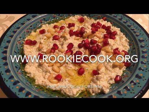 Syrian Baba Ganoush - Rookie Cook