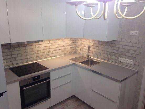 """Кухня """"Скандинавский лофт"""" - IKEA FAMILY"""