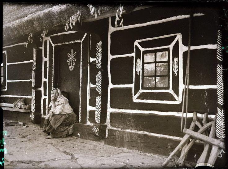 Łemkowie i Bojkowie w Polsce - zdjęcia archiwalne - Podróże