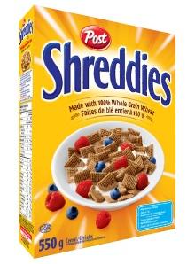 Shreddies, Shreddies, SHREDDIES!