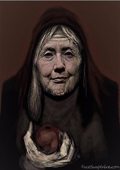 Wicked Hillary