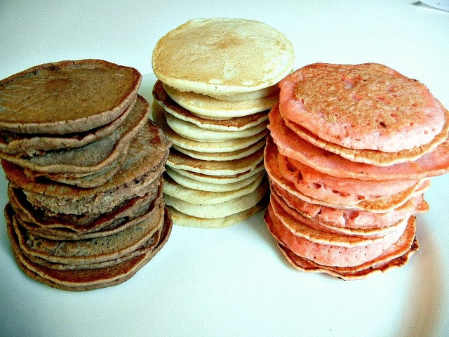 neapolitan pancakes | Neapolitan | Pinterest