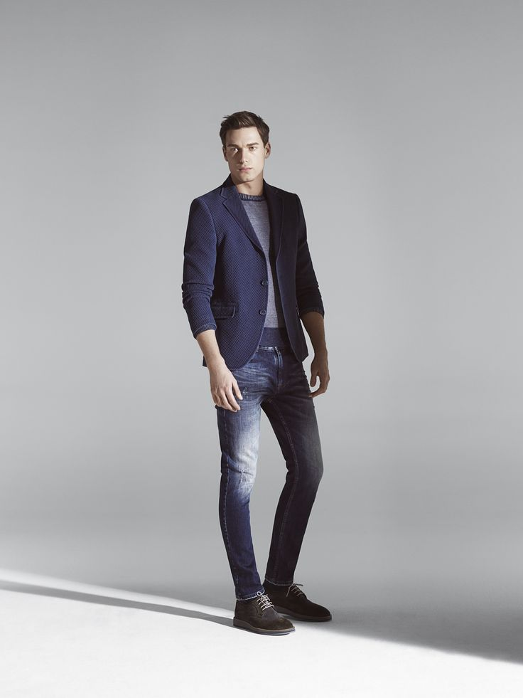 THE LOOK | Casual collection AW'16   #MFI #mensfashion_industry #trend #look  http://mensfashion-industry.com