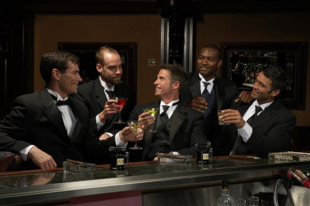 Tragos elegantes para hombres