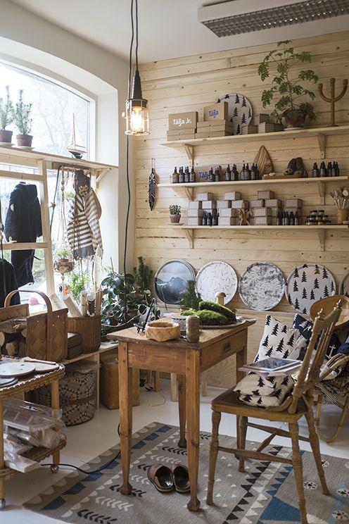 KOJA shop / Gothenburg, Sweden