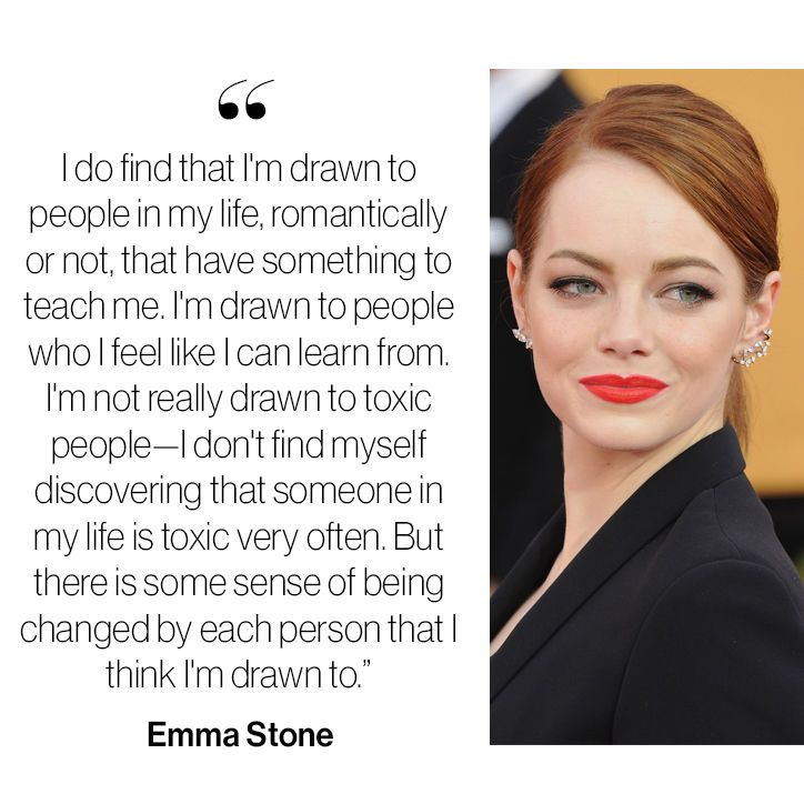 27 inspiring quotes from Emma Stone