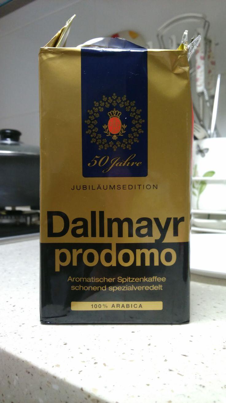 Dallmayr coffee from Germany