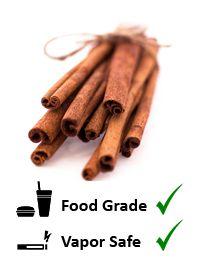 A strong, natural cinnamon
