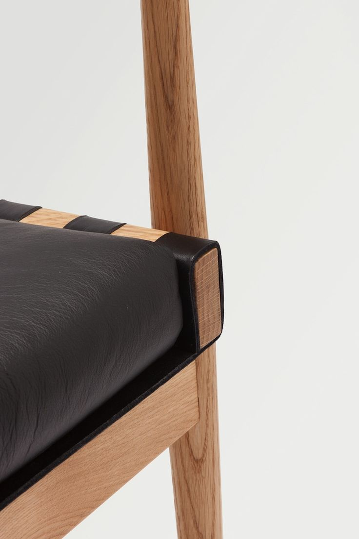 Leather Collection : Chair by H.