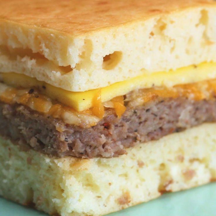 Time-Saving Sheet Pan Breakfast Sandwiches