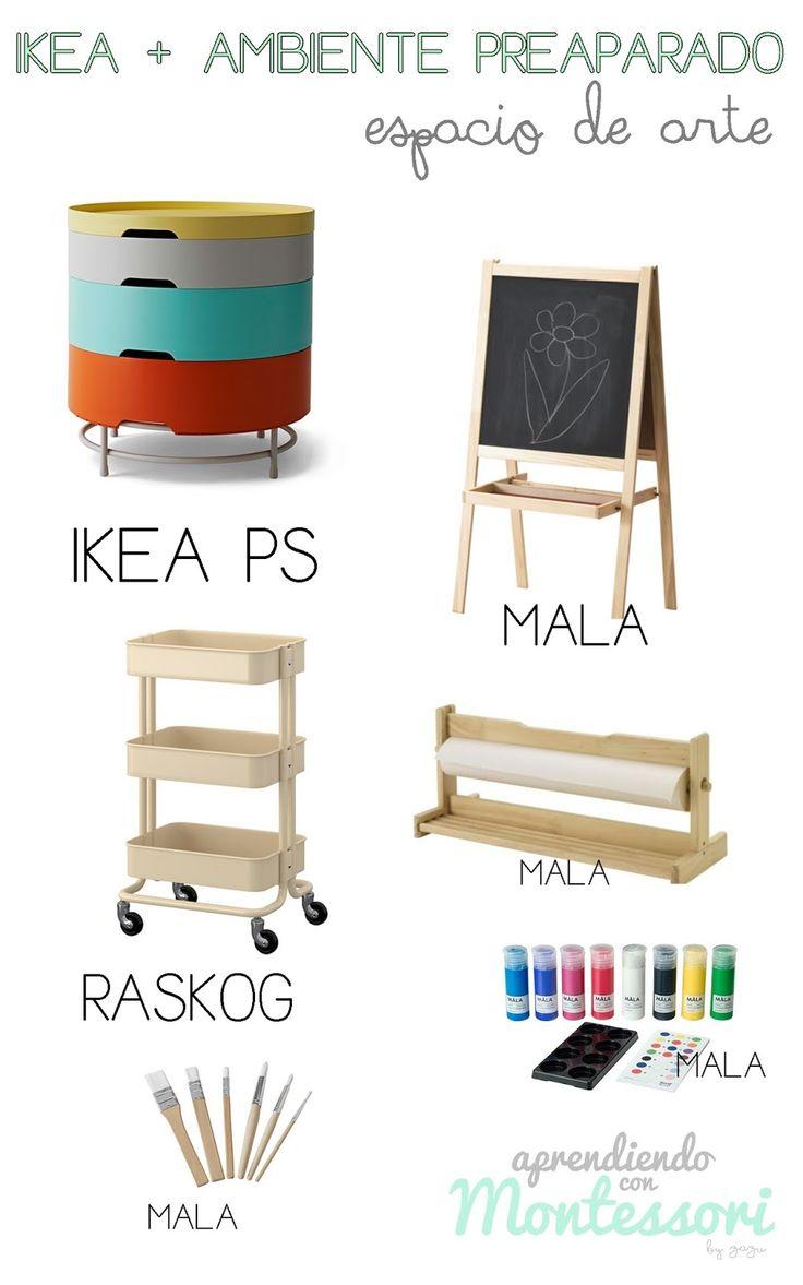 Estoy segura que IKEA nos ha sacado a más de uno el ingenio.    Muchos de los artículos de IKEA podemos modificarlos o utilizarlos para otr...