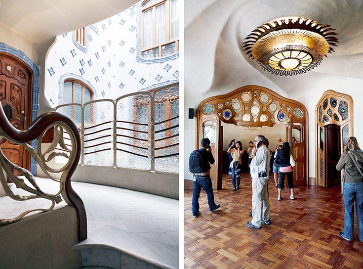 Gaudís Casa Batlló. Foto: Christian Grønne