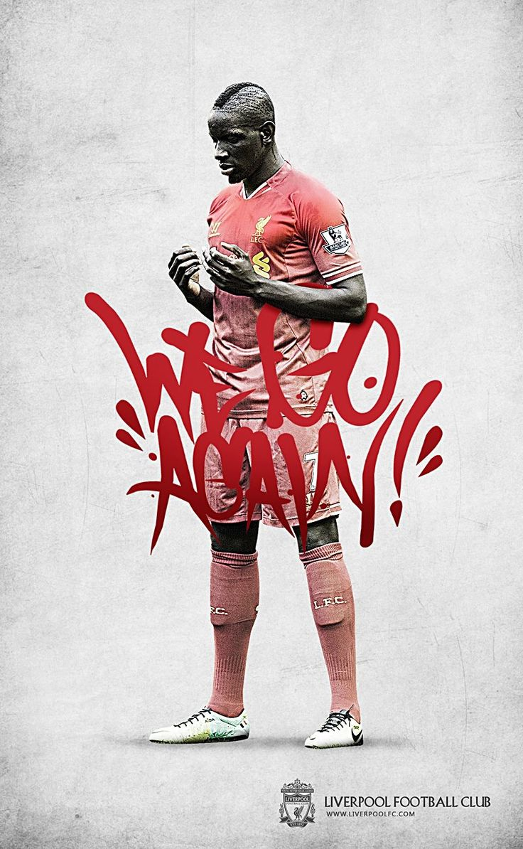 Liverpool FC Mamadou Sakho We Go Again