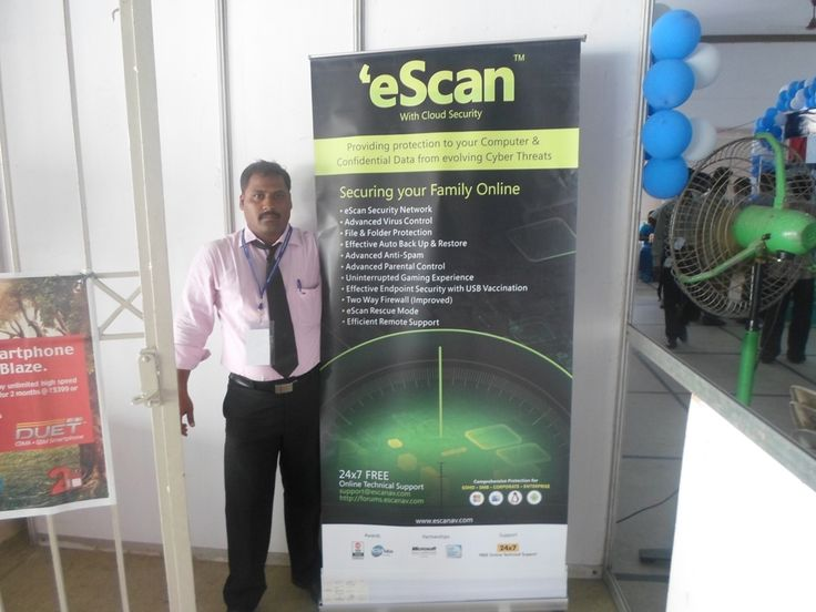 eScan had participated in the recently held Erode dealers IT Association (EdITA) in Malligai Arangam , Erode.
