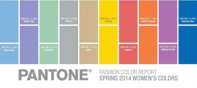 pantone spring 2014 colors pinterest pastel color