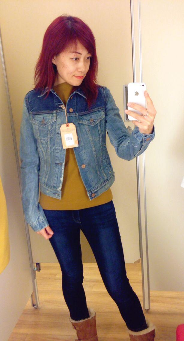 Denim jacket from Ralph Lauren