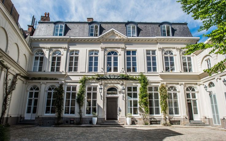 Luxury boutique hotel Lille centre - Clarance Hôtel