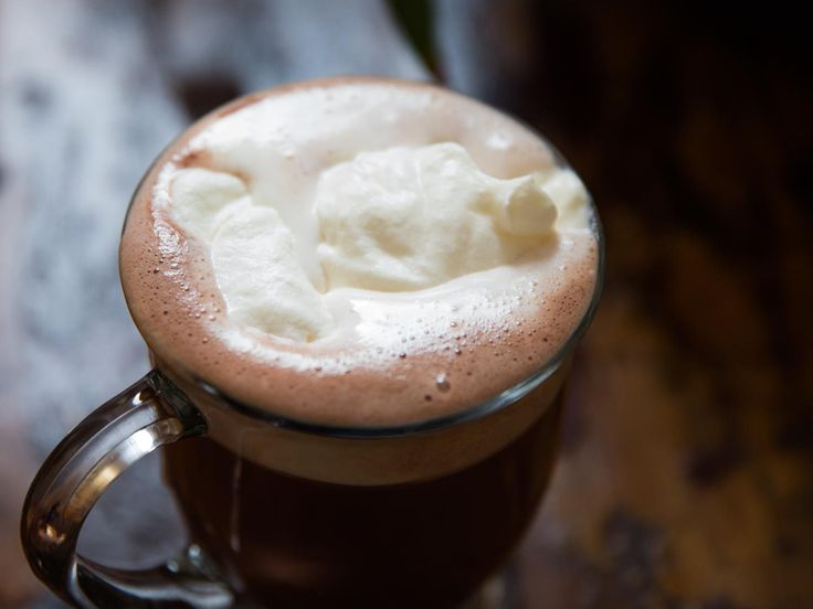 Why choose between coffee and hot chocolate? The Milanese drink called barbajada is a frothy mix of the two, topped with whipped cream just for kicks.
