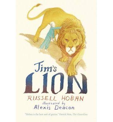 Jim's Lion - Russell Hoban