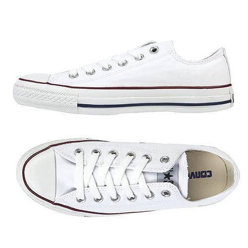zapatillas converse cuero mujer