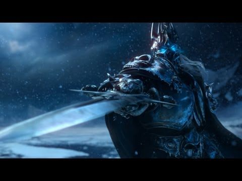 World of Warcraft: Wrath of the Lich King cinematic. (I know this was from '10.  But it is epic, therefore I shall pin it.)